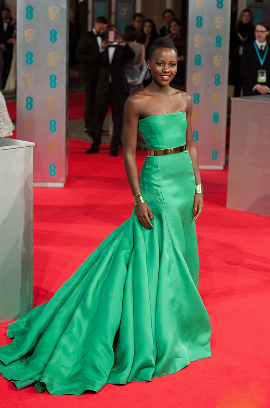 BAFTA red carpet arrivals